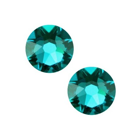 Swarovski Elements 2088-SS34 flatback Xirius Rose Blue zircon