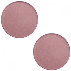 20mm platte cabochon Super Polaris Bridal rose