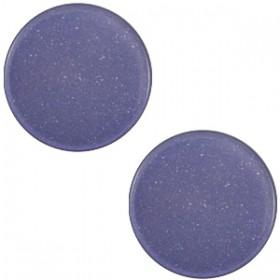 20mm platte cabochon Super Polaris Midnight blue
