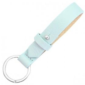 Cuoio sleutelhanger 15mm  Aruba blue