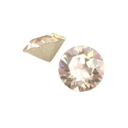 Swarovski Elements SS24 puntsteen (5.2mm) Light silk beige