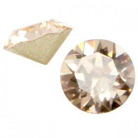 Swarovski Elements SS24 puntsteen (5.2mm) Silk beige