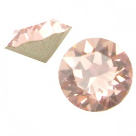 Swarovski Elements SS24 puntsteen (5.2mm) Vintage rose