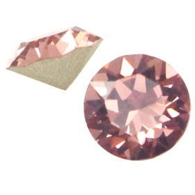 Swarovski Elements SS24 puntsteen (5.2mm) Blush rose