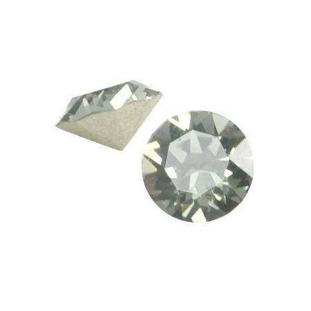 Swarovski Elements SS24 puntsteen (5.2mm) Black diamond