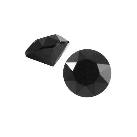 Swarovski Elements SS24 puntsteen (5.2mm) Jet black