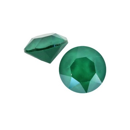 Swarovski SS 29 puntsteen (6.2 mm) Crystal royal green