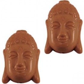 Buddha kraal warm bruin
