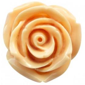 Roosje Apricot geel 15mm