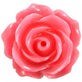 Roosje Raspberry rose 12mm
