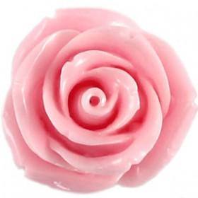 Roosje Licht Roze 12mm