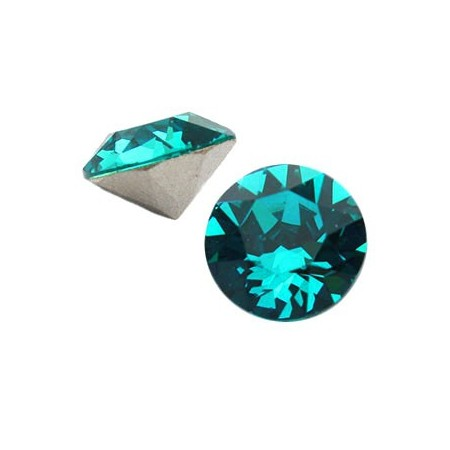 Swarovski SS 39 puntsteen (8 mm) Blue zircon