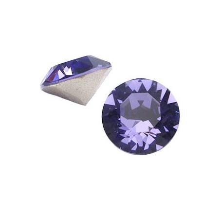 Swarovski SS29 puntsteen Tanzanite purple