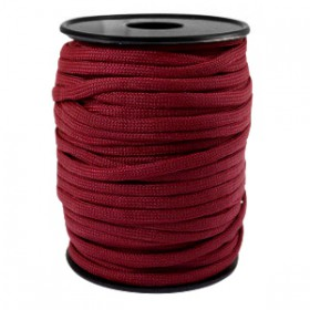 Paracord 4mm Aubergine red