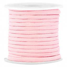 Paracord 4mm Pink