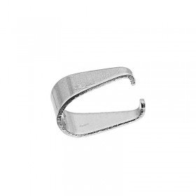RVS hanger bail clamps 304 Stainless steel zilverkleur