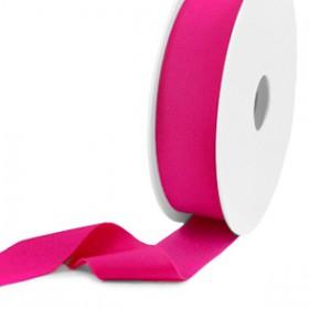 Elastisch lint 25mm Fuchsia pink