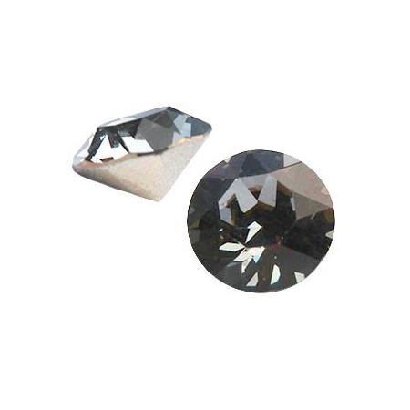 Swarovski SS39 puntsteen Crystal silver night