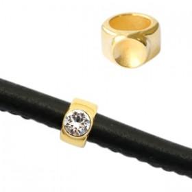 DQ schuiver Ø 5.2mm voor pp32 puntsteen Gold (nikkelvrij)