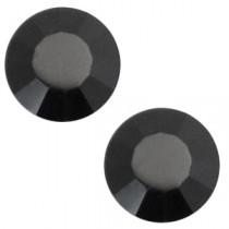 Swarovski Elements SS20 (4.7mm) Jet zwart