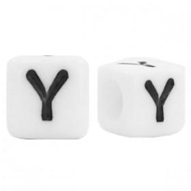 Acryl letterkraal vierkant Y