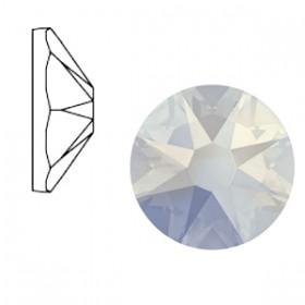 Swarovski Elements 2088-SS34 flatback Xirius Rose White opal