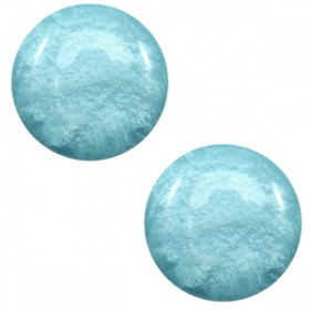7 mm classic cabochon Polaris Elements Mosso shiny Eton blue