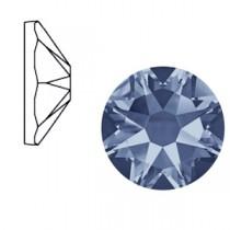 Swarovski Elements 2088-SS34 flatback Xirius Rose Denim blue