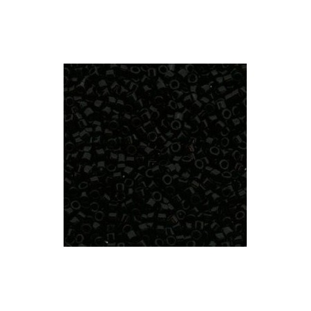 Miyuki Delica 11/0 Opaque Black