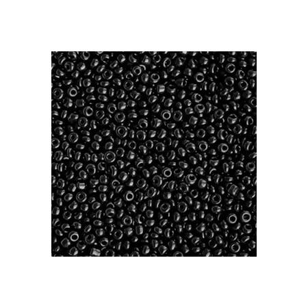 Rocailles 2mm Black