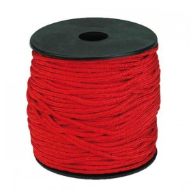 Paracord 4mm Red