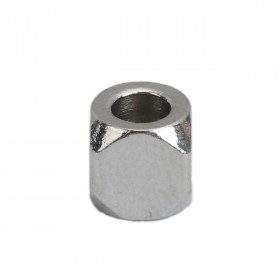 RVS spacer Square 6mm x 6mm 304 Stainless steel