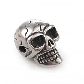 RVS spacer skull 316 Stainless steel