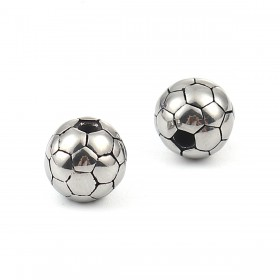 RVS spacer football 8mm 304 Stainless steel