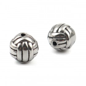 RVS spacer baseball 304 Stainless steel