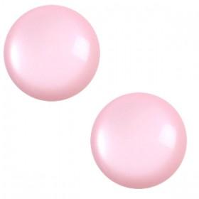 20 mm classic cabochon Polaris Elements soft tone Quarzo pink