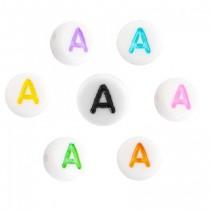 Acryl letter- & cijferkralen