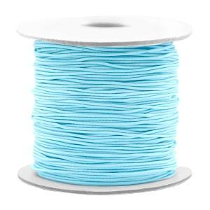 Gekleurde elastische draad